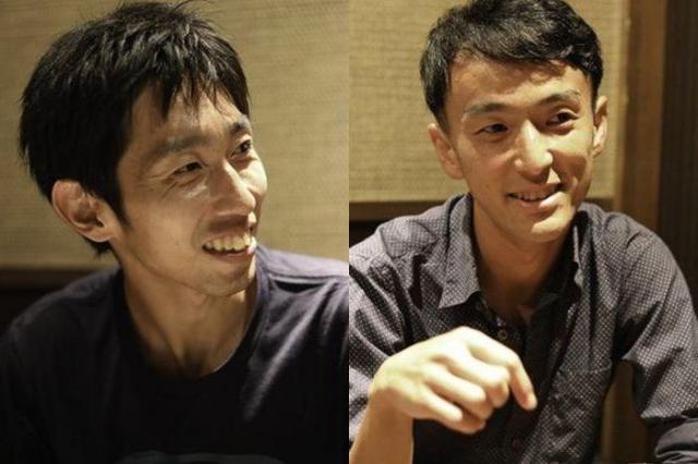 「リアル茂木」について語り合う拓也さん(左)と智己さん
