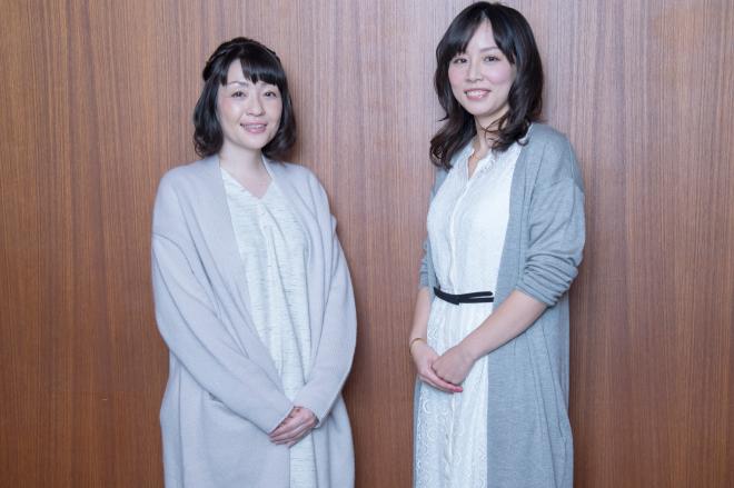 芥川賞作家、綿矢りさと村田沙耶...