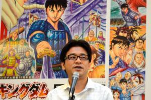 中国人の漫画家が認めた『キングダム』のすごさ「史実に近い物語」