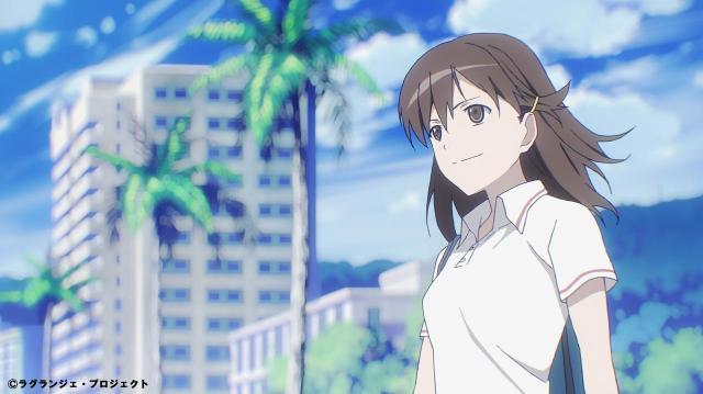 アニメ「輪廻のラグランジェ」の主人公・京乃まどか