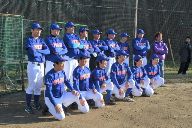 WBCに参加したオタ野球部
