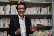 社会活動家であり、法政大現代福祉学部教授の湯浅誠さん