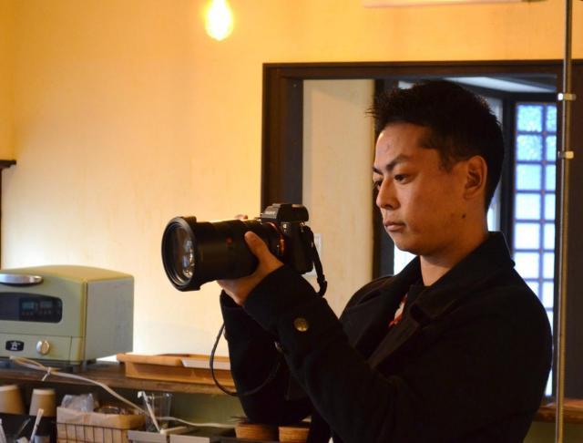 会社員時代から友人の結婚式の映像制作などを頼まれていたという田中さん