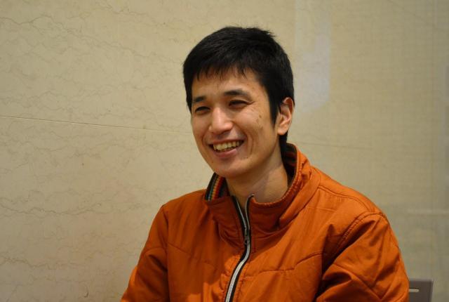 マンボウ研究ひとすじの「マンボウ博士」こと、澤井悦郎さん
