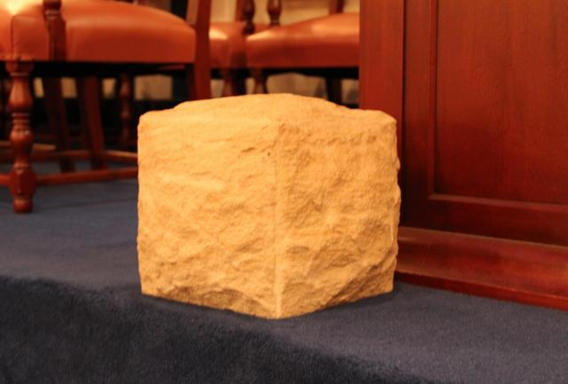 これが、原石。あるがままの人間
