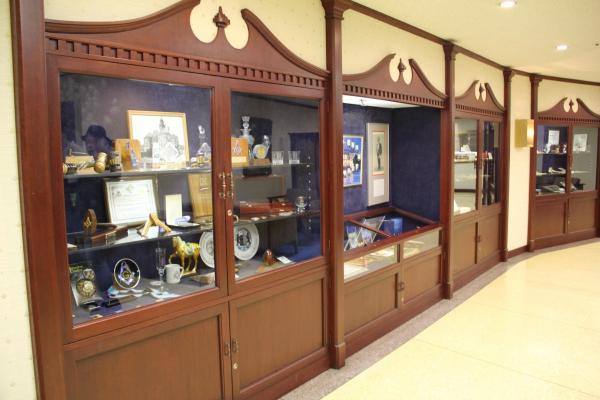 フリーメイソン「日本グランドロッジ」の内部