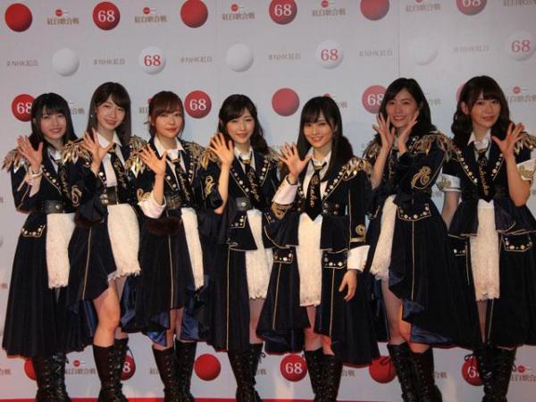 リハーサルに登場したAKB48