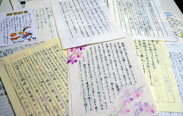【代理婚活】良縁親の会に寄せられた成婚のお礼の手紙