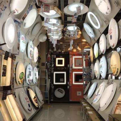 ビックカメラ京王調布店の照明売り場