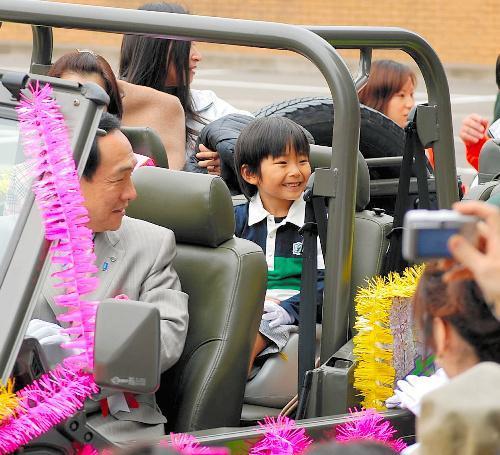 【2009年】「こども店長」の加藤清史郎さん