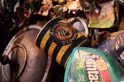 阪神タイガースのマグカップ