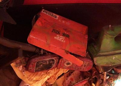 「ある時~ない時~」でおなじみの551蓬萊・豚まんの箱