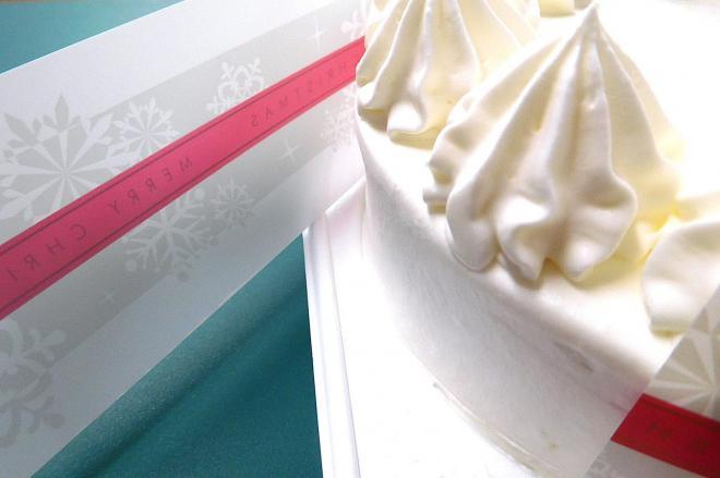 これがケーキのクリームが付かない側面フィルム