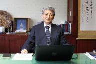 普通に取材に応じてくれた日本のフリーメイソンのトップ、竹田眞也さん