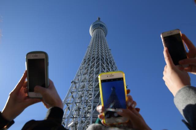 「東京スカイツリー」はインスタ時代のランドマーク