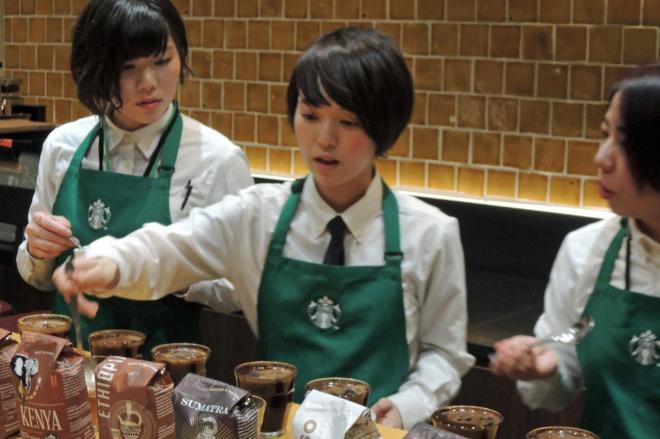 現在はキャナルシティ博多店の長谷美波さん