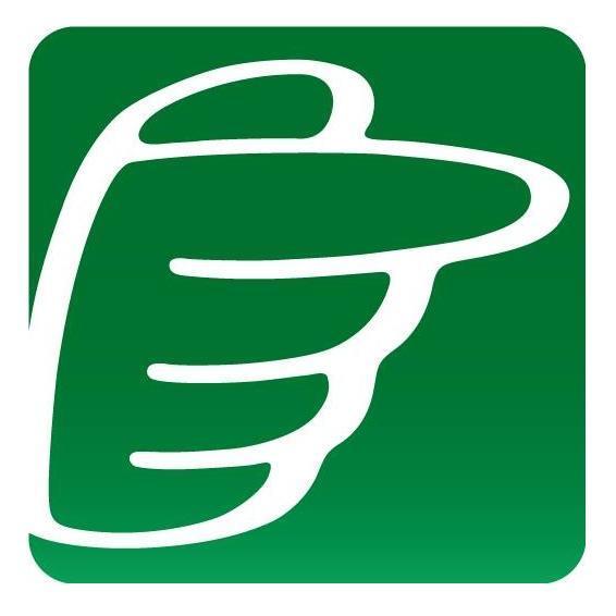 手にも羽にも見える東急ハンズのロゴ