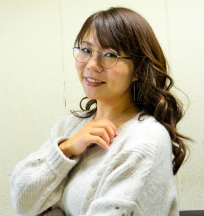 相席スタートの山﨑ケイさん