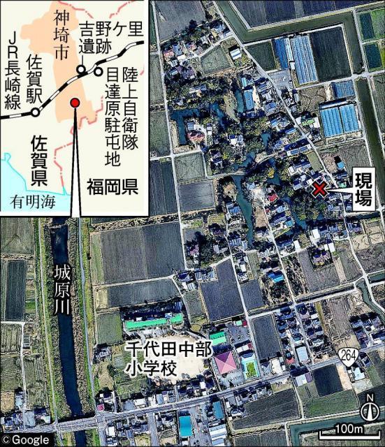 上空からの地図