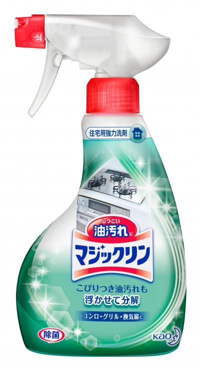 こちらは日本で販売されているマジックリン