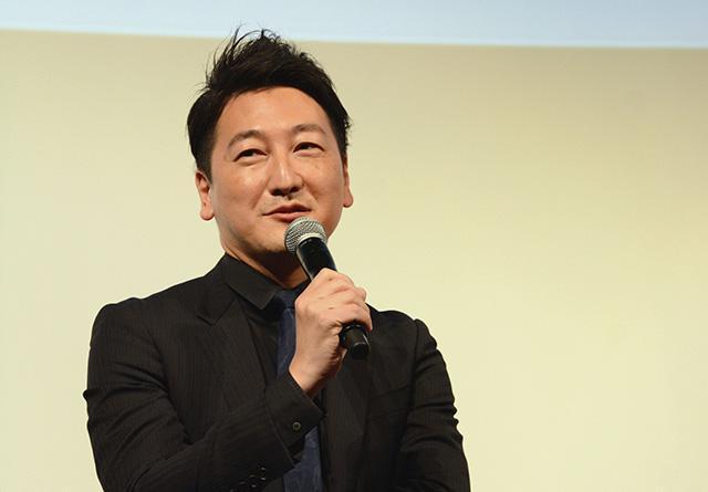 「ユーモアにもあふれていて、主人公3人の関係がすごくいい」と堀潤さん