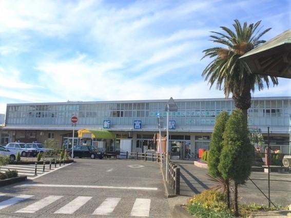 出発は紀伊半島南部、JR紀勢本線新宮駅