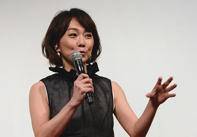 木佐彩子さんは、映画の登場人物に「インタビューしに行きたい」