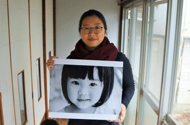 難病の長女を撮り続ける写真家の和田芽衣さん