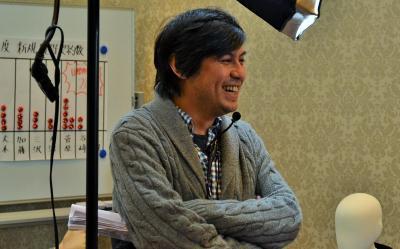 おおらかな気持ちの大切さを説くテレ東の高橋弘樹プロデューサー