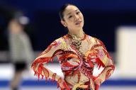 2009年12月にあったフィギュアスケート・全日本選手権。中野友加里さんは、3位に終わり五輪代表を逃した