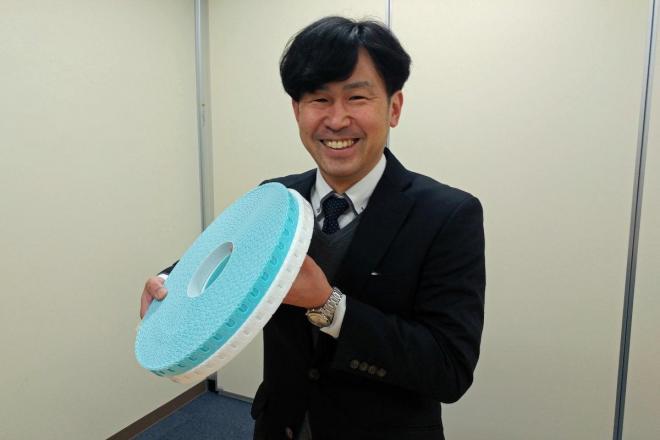 クイック・ロック・ジャパンの鈴木敦さん