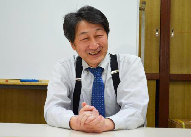 タクシー運転手の働き方について語る中澤さん