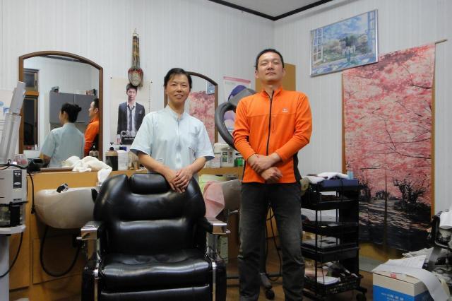 新潟・佐渡で訪れた散髪屋