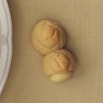「シュークリーム」の箸置き