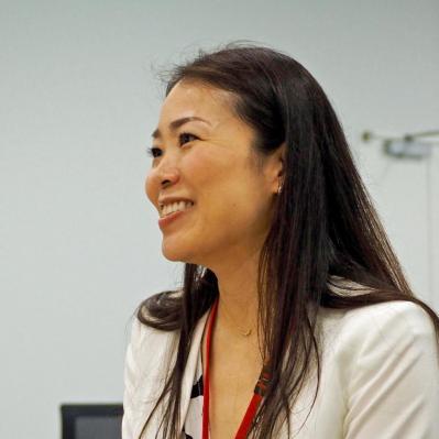 経営企画室マーケティンググループの横谷泰美さん
