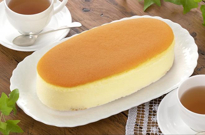 チーズスフレも人気商品