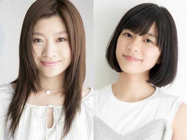 母親役は篠原涼子さん(左)、娘役は芳根京子さん(右)