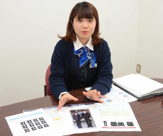 トンボのデザイナー奥野あゆみさん