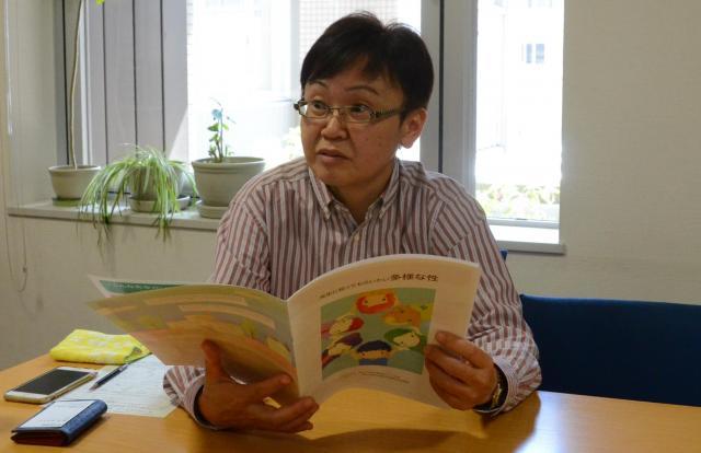 プラウド岡山の鈴木富美子代表