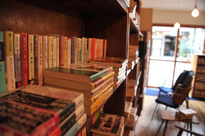 古書店「一色文庫」=大阪市天王寺区