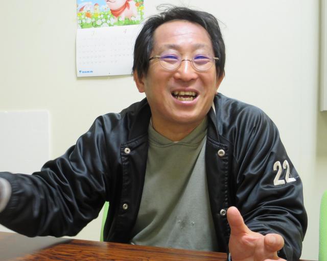 住吉総合福祉センターの館長・原田徹さん