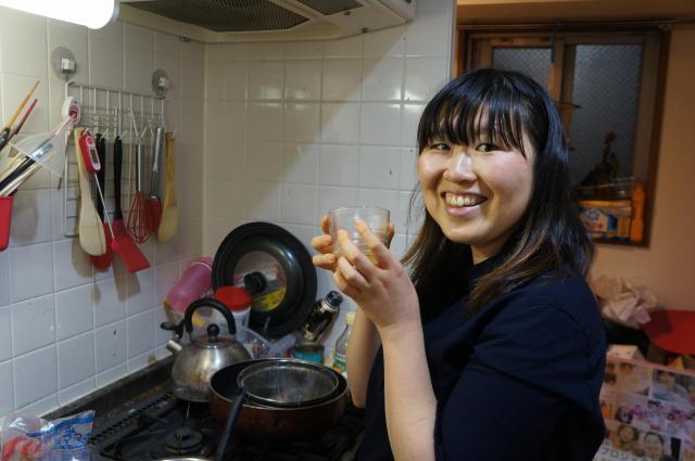 小さな頃は大好きだった「食べること」に苦しんだ金子さん