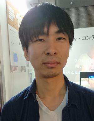 出品したnon-classic社(福岡市博多区)の穴井佑樹代表取締役