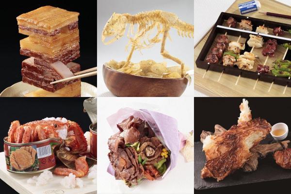 「脱そっくり」な食品サンプルの数々