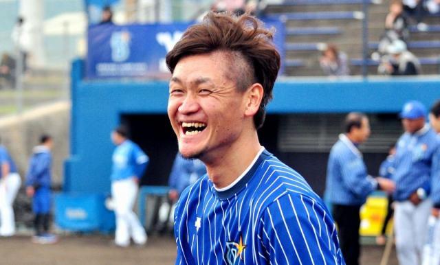 阪神からDeNAに移籍した大和選手