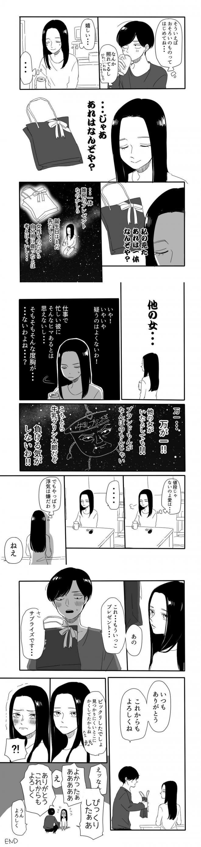 同棲カップルと記念日(2)