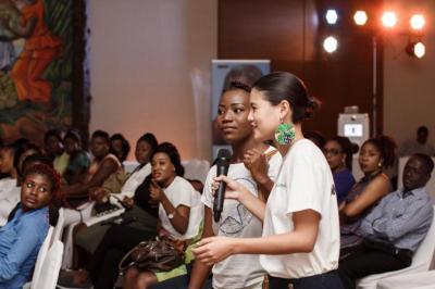 DMMアフリカの事業報告