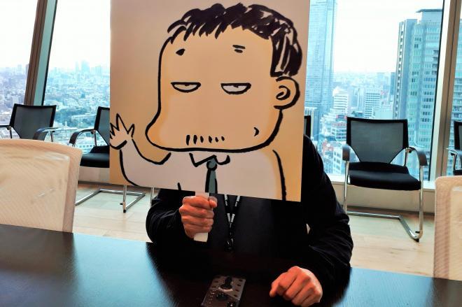 DMMの亀山敬司会長
