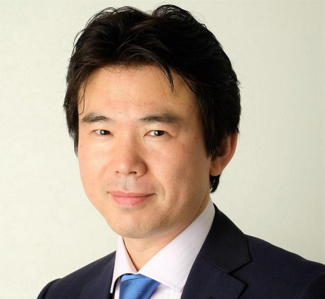 松橋良紀さん