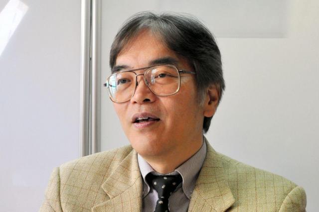 ブランド総合研究所の田中章雄社長